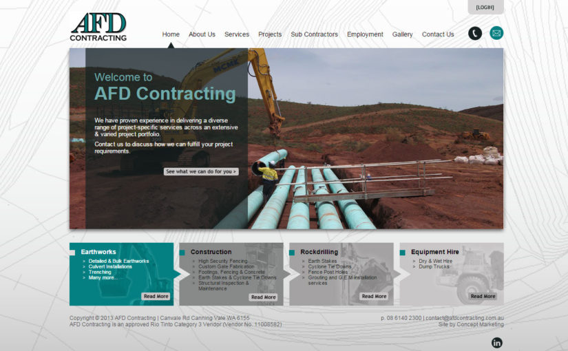 afdcontracting